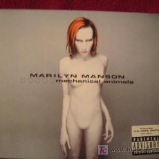 CDs de Música: MARILYN MANSON - MECHANICAL ANIMALS 1998. Lote 24444002