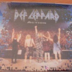 CDs de Música: DEF LEPPARD ( ACTION ) CD SINGLE 3 TRACKS. Lote 13129250