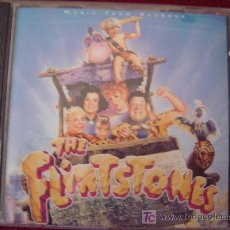 CDs de Música: THE FLINTSTONES - BSO 1994 (BC'52S-STEREO MC-AUDIO DYNAMITE-US3-GRREN JELLY...). Lote 24530814