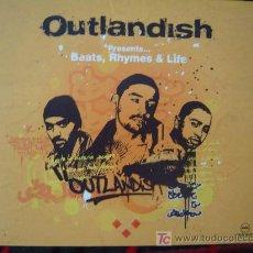 CDs de Música: OUTLANDISH - PRESENTS...BEATS,RHYMES & LIFE 2001. Lote 23329396