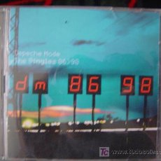 CDs de Música: DEPECHE MODE - THE SINGLES 86-98 2-CD. Lote 25823681