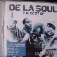 CDs de Música: DE LA SOUL - THE BEST OF.. 2003. Lote 25737346