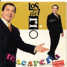 CDs de Música: LOS DEL RIO / MACARENA (2 REMIXES) (CD SINGLE 1996). Lote 14358323
