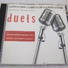 CDs de Música: ORIGINAL SOUNDTRACK DUETS / DUETOS - CANCIONES DE PELÍCULAS CD 2000. Lote 24327440