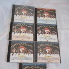CDs de Música: LA MEJOR MÚSICA DE BROADWAY - COLECCION 7 CD - 75 CANCIONES. Lote 24518714