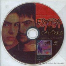 CDs de Música: ESTOPA / TU CALORRO (CD SINGLE 1999). Lote 13345572