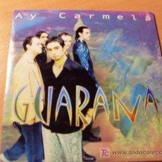 CDs de Música: GUARANA ( AY CARMELA) CD SINGLE . Lote 13363730