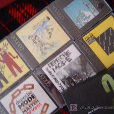 CDs de Música: DEPECHE MODE - BOX Nº 2 (6 CD SINGLES). Lote 130668028