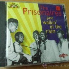CDs de Música: CD.. THE PRISONAIRES - JUST WALKIN IN THE RAIN PRECINTADO NUEVO. Lote 25298005