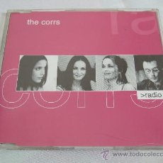 CDs de Música: THE CORRS - RADIO - CD SINGLE 1999 - 3 TEMAS : RADIO - DREAMS - RADIO (ALBUM VERSION). Lote 18413185