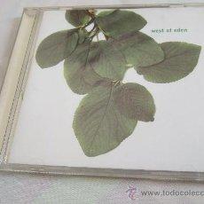 CDs de Música: WEST OF EDEN - CD 1998 - 12 CANCIONES - LIBRETO CON LAS LETRAS. Lote 23956144