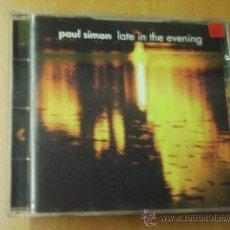 CDs de Música: CD.. PAUL SIMON - LATE IN THE EVENING NUEVO. Lote 175575888