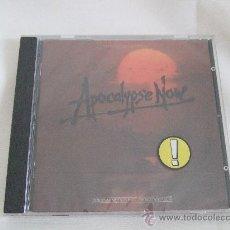 CDs de Música: APOCALYPSE NOW ( APOCALIPSIS NOW )- CD 1979 - NUEVO A ESTRENAR - 15 TEMAS- BSO - BANDA SONORA. Lote 25257187