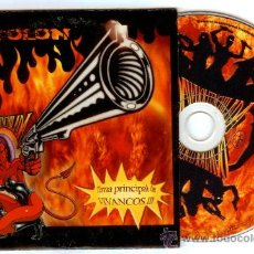 CDs de Música: DAWHOLEENCHILADA - PISTOLÓN - NUEVO - PROMOCIONAL - BSO DE VIVANCOS III -. Lote 22315110