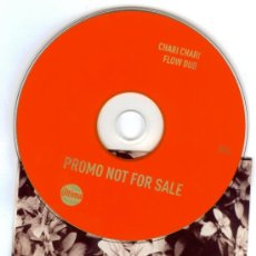 CDs de Música: CHARI CHARI - FLOW DUB - CD - PROMOCIONAL - MUY RARO - NUEVO. Lote 23187192