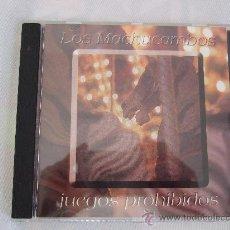 CDs de Música: LOS MACHUCAMBOS - JUEGOS PROHIBIDOS - CD 1996 - 14 CANCIONES - GUANTAMERA, LA BAMBA, DUERME NEGRITO.. Lote 114885939
