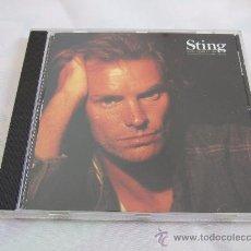 CDs de Música: STING - NADA COMO EL SOL - SELECCION EN ESPAÑOL Y PORTUGUÉS - CD 1988 - INCLUYE LETRAS - 4 CANCIONES. Lote 24393159