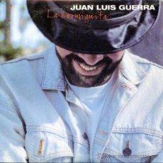 CDs de Música: JUAN LUIS GUERRA / LA HORMIGUITA (CD SINGLE 1998). Lote 13630544