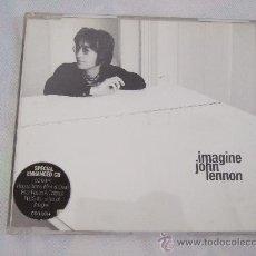CDs de Música: IMAGINE - JOHN LENNON & THE PLASTIC ONO BAND - CD 1999 - 3 CANCIONES + 1 VIDEO ROM. Lote 25233556