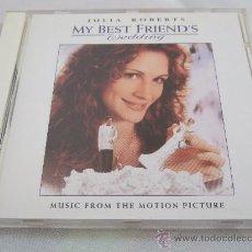 CDs de Música: LA BODA DE MI MEJOR AMIGO - BANDA SONORA DE LA PELICULA - CD. Lote 29056924