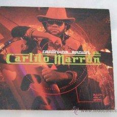 CDs de Música: CARLINHOS BROWN - CARLITO MARRON - CD 2003 - 13 CANCIONES - INCLUYE LIBRETO CON LAS LETRAS. Lote 24215997