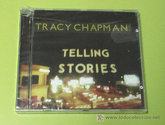 TRACY CHAPMAN TELLING STORIES . CD COMPLETAMENTE NUEVO. PRECINTADO Y A ESTRENAR (Música - CD's Otros Estilos)