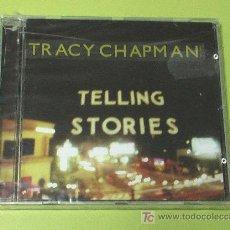 CDs de Música: TRACY CHAPMAN TELLING STORIES . CD COMPLETAMENTE NUEVO. PRECINTADO Y A ESTRENAR. Lote 16500962