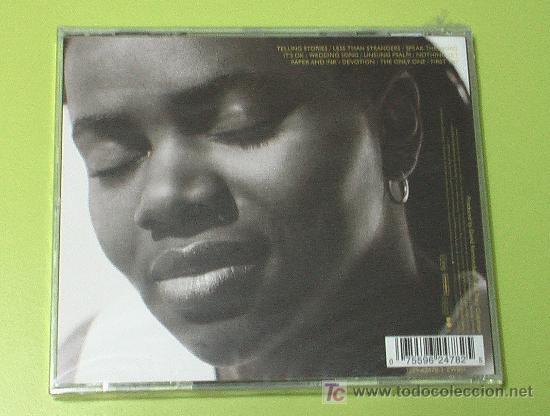 CDs de Música: TRACY CHAPMAN TELLING STORIES . CD COMPLETAMENTE NUEVO. PRECINTADO Y A ESTRENAR - Foto 2 - 16500962