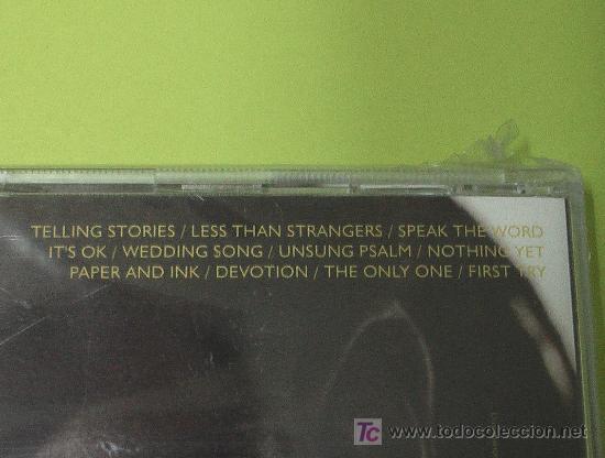 CDs de Música: TRACY CHAPMAN TELLING STORIES . CD COMPLETAMENTE NUEVO. PRECINTADO Y A ESTRENAR - Foto 3 - 16500962