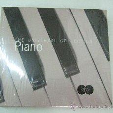CDs de Música: MUSICA DE PIANO - 2 CD'S 2000 - 24 TEMAS DE JOSE SKETCHLY Y MARIO RUIZ ARMENGOL. Lote 190711745
