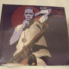 CDs de Música: JOHN COLTRANE - ESPIRITUAL - CD 2007(GRABACION 2001) - 8 CANCIONES - LIBRETO - NUEVO - PRECINTADO. Lote 18564783