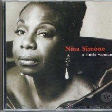 CDs de Música: NINA SIMONE / PAPA, CAN YOU HEAR ME? - THE MORE I SEE YOU (CD SINGLE 1993). Lote 13810391