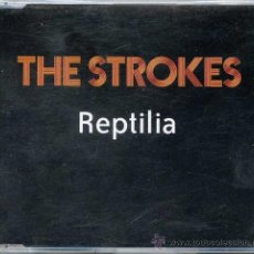 CDs de Música: THE STROKES / REPTILIA (CD SINGLE 2003). Lote 13858053