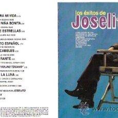 CDs de Música: JOSELITO CD SELLO RCA CAMDEN EDITADO EN MEXICO.. Lote 13895407