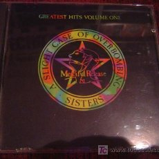 CDs de Música: THE SISTERS OF MERCY - A SLIGHT CASE OF OVERBOMBING (GREATEST HITS). Lote 24032423