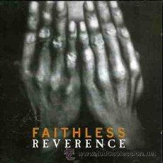 CDs de Música: FAITHLESS - REVERENCE - CD - EDIT. LIMT. MIXES. - PRECINTADO. Lote 202486323