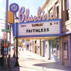 CDs de Música: FAITHLESS * SUNDAY 8 PM * CD * EDIT. LIMT. MIXES.* PRECINTADO. Lote 27636832