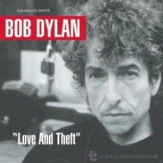 CDs de Música: BOB DYLAN - LOVE AND THEFT - CD - NUEVO - PRECINTADO!!. Lote 26399172