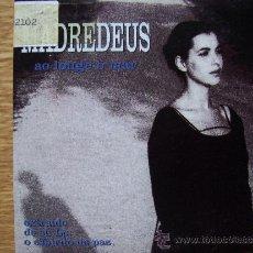 CDs de Música: MADREDEUS - AO LONGE O MAR (CD SINGLE, RARO PROMOCIONAL, 1995). Lote 25855541