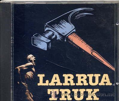 LARRUA TRUK (CD MAXI 1995) TEMAS VER FOTO (Música - CD's Rock)