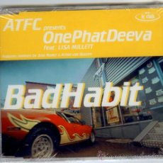 CDs de Música: ONE PHAT DEEVA - BAD HABIT - CD MAXI - PRECINTADO - TEMAZO * VALE MUSIC * 9 TRACKS !!!. Lote 25821626