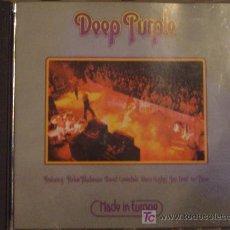 CDs de Música: DEEP PURPLE - LIVE IN EUROPE. Lote 24861432