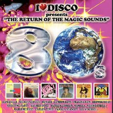 CDs de Música: I LOVE DISCO PRESENTS THE RETURN OF THE MAGIC SOUNDS 80'S - 2CD - PRECINTADO!!!. Lote 27204882