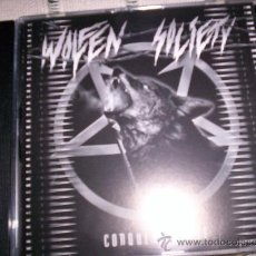 CDs de Música: WOLFEN SOCIETY- CONQUER DIVINE- MCD - HOUSE OF DEATH REC.. Lote 27634395