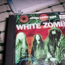 CDs de Música: WHITE ZOMBIE - ASTROCREEP 2000. Lote 23822674