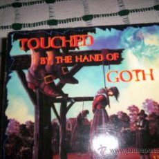 CDs de Música: VVAA- TOUCHED BY THE HAND OF GOTH VOL. 2 - 2DIGIPACK. Lote 27451815