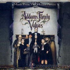 CDs de Música: ADDAMS FAMILY VALUES / MAY YOU ALWAYS DRINK BIZARRE / FAMILI AFFAIR (RAP VERSION) CDSINGLE 94. Lote 14415544
