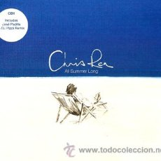 CDs de Música: CHRIS REA - ALL SUMMER LONG (JOSÉ PADILLAY Y DJ PIPPI REMIX). Lote 14419839