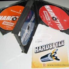 CDs de Musique: HARDSTYLE - 3 CD 'S - DJ RAY / MIKE PLATINAS / GUYVER - PARA BAILAR - NUEVO PRECINTADO. Lote 31754923