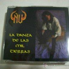 CDs de Música: ÑU – LA DANZA DE LAS 1000 TIERRAS –SINGLE- 1994 – 3 CANCIONES. Lote 26604172